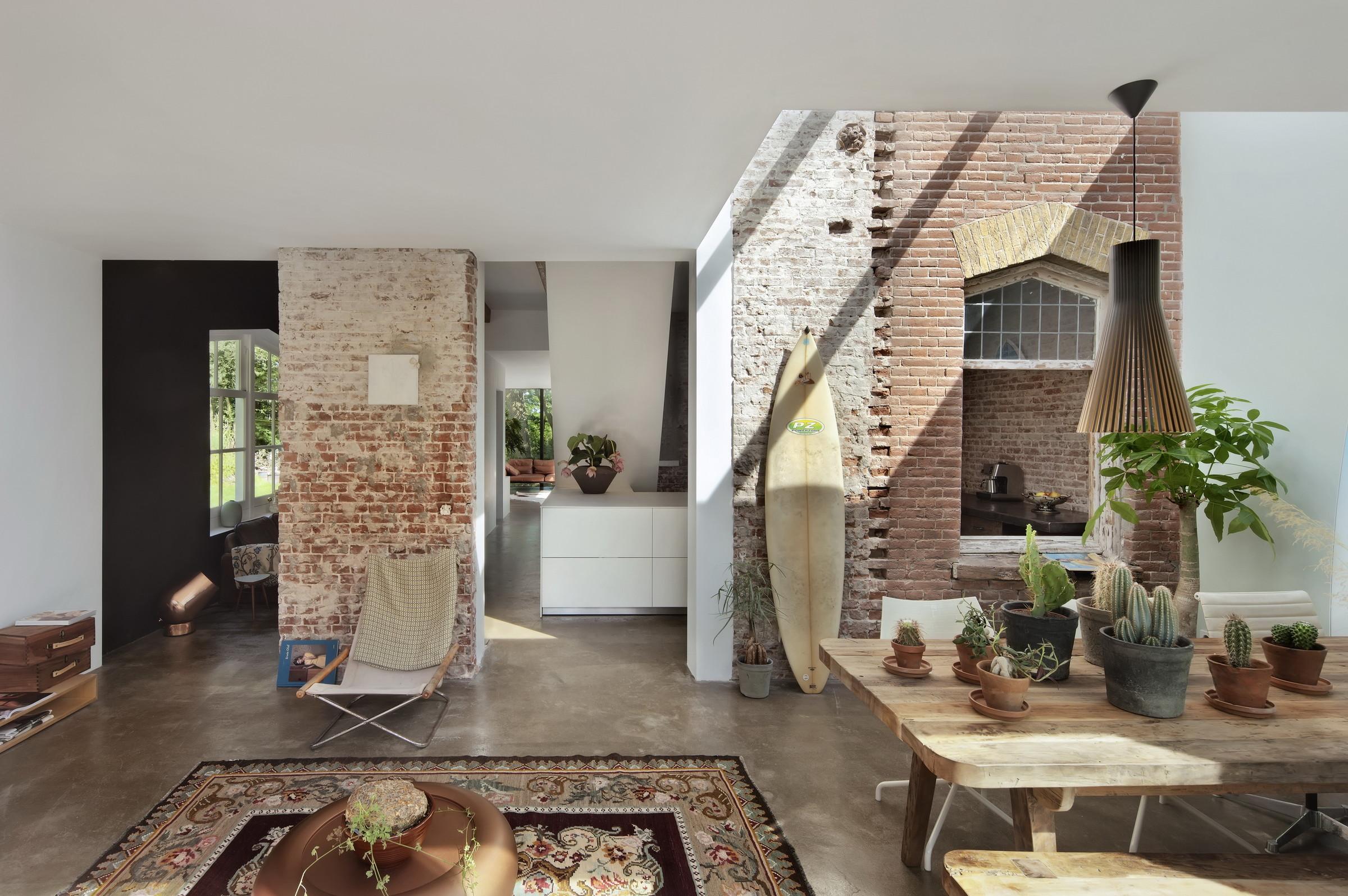 Rail House Santpoort | Zecc Architecten