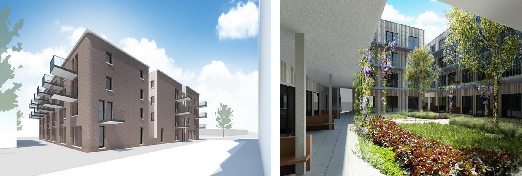 bouw sociale huur amsterdam